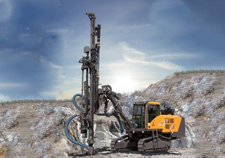 烟台全进JD-1500E全液压凿岩钻机