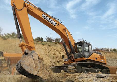 凯斯CX470B挖掘机