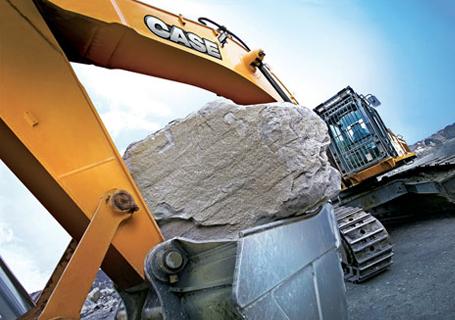 凯斯CX800B挖掘机