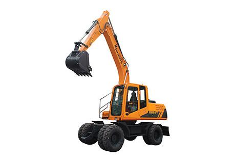 詹阳动力JYL619E轮式挖掘机