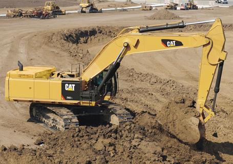 卡特彼勒390D/390DL挖掘机