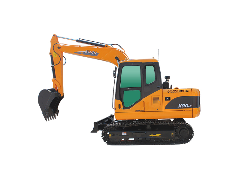 犀牛重工XN90-E挖掘机