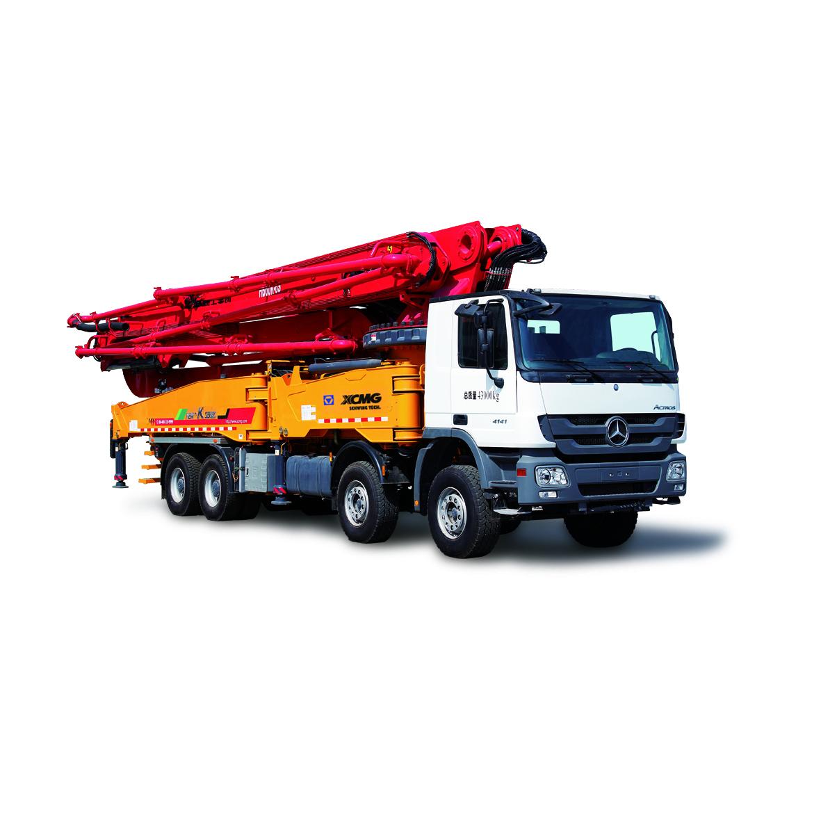徐工HB60K混凝土泵车