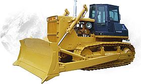 移山TY320C智能型液力传动履带式推土机