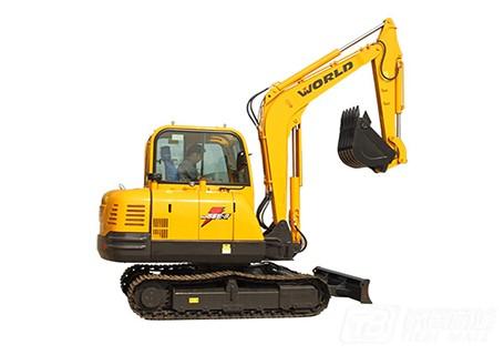 沃得重工W265E-8挖掘机