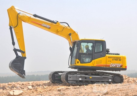 卡特重工CT150-8C挖掘机