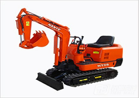 南特NT80挖掘机