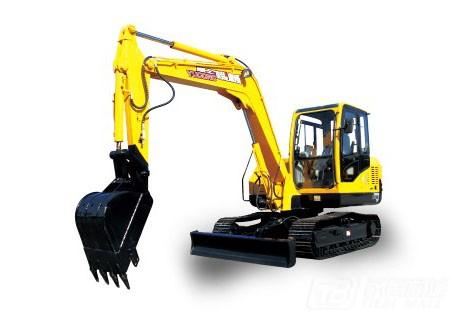 愚公机械WY75-7/8挖掘机