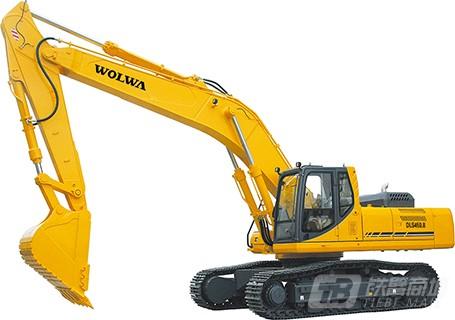 沃尔华DLS450-8B挖掘机