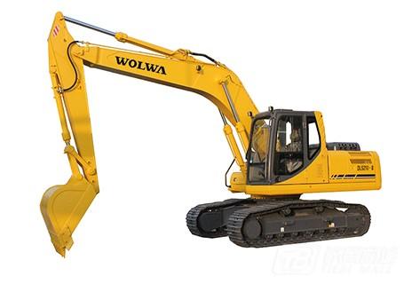 沃尔华DLS210-8B液压挖掘机