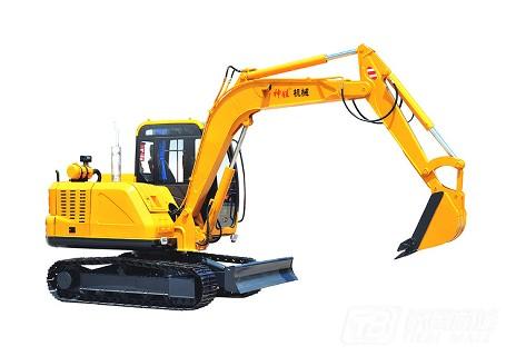 神娃机械SW60-7挖掘机