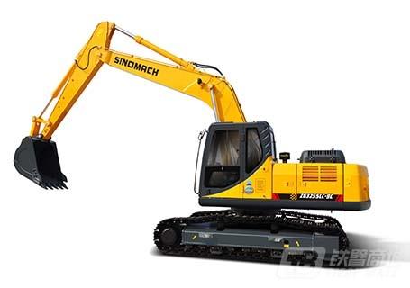 国机重工ZG3255LC-9C挖掘机