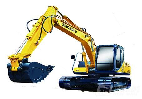 国机重工ZG3335LC-9C挖掘机