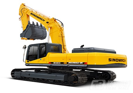 国机重工ZG3365LC-9C挖掘机