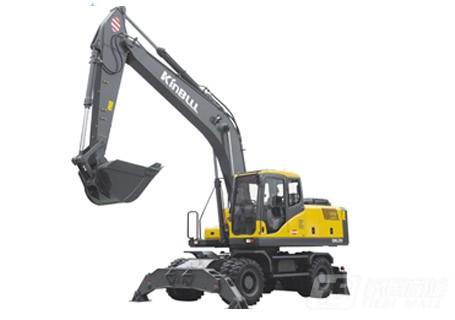 勤牛QNL220轮式挖掘机