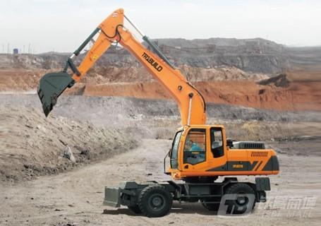 道胜JYL621E挖掘机