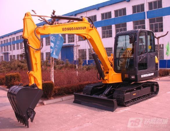 铁力士HDE60-7挖掘机