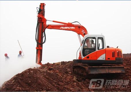 普什重机PZDR90挖掘机