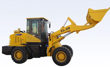 全工机械ZL-28轮式装载机
