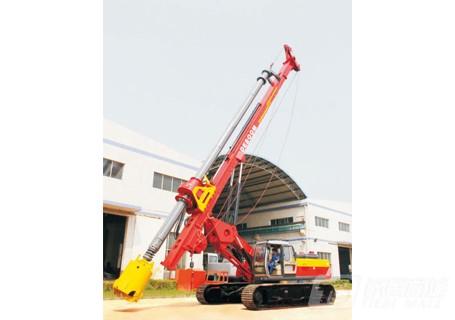 润邦机械DBR250大口径旋挖钻机