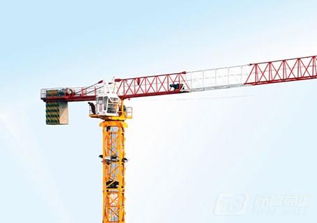升立建机QTZ100(SLP5018BN)内爬式塔式起重机