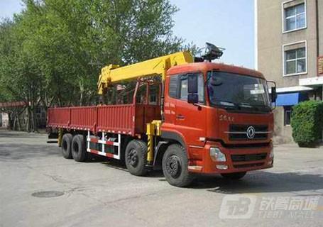 东风DFL5311JSQA10随车起重运输车