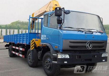 东风EQ5252JSQF随车起重运输车