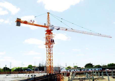 海山HS5010-A结构式塔机