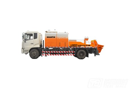 山推HJC5121THB-18Ⅰ车载泵