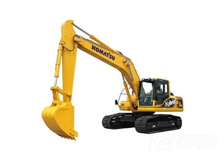 小松HB205-1M0履带挖掘机