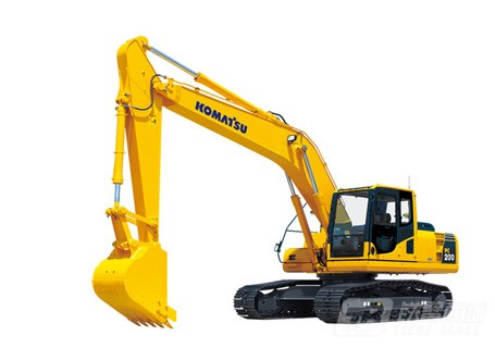 小松PC200LC-8挖掘机