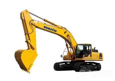 小松PC300-8M0挖掘机