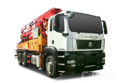 三一SYM5283THBDZ 380C-8混凝土泵车38米C8系列