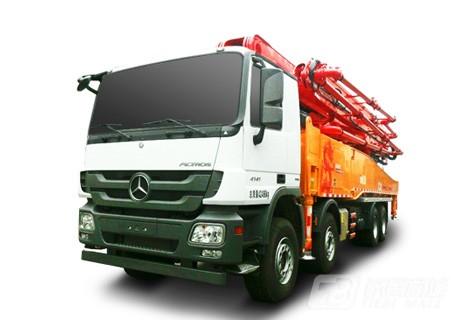 三一SY5423THB 530C-8A混凝土泵车53米C8系列