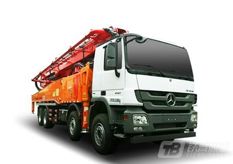 三一SY5423THB 560C-8A混凝土泵车56米C8系列