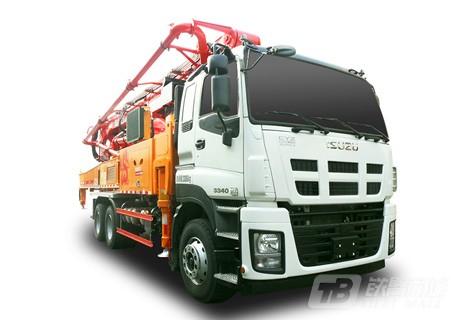 三一SYM5337THBDW 520 C9系列混凝土泵车