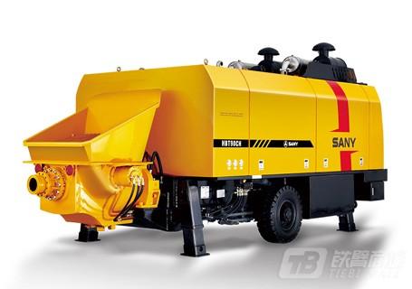 三一HBT9028CH-5D超高压混凝土输送泵