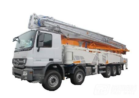 中联重科ZLJ5440THBB 67X-6RZ混凝土泵车