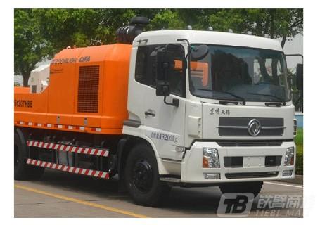 中联重科ZLJ5130THBE-8014M车载泵