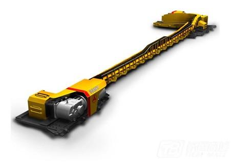 三一SGZ900/1050刮板输送机