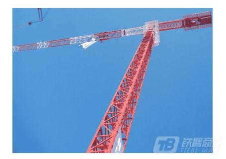 中联重科TCT7015-8E平头塔式起重机