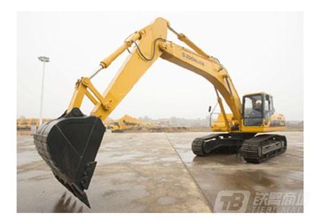 中联重科ZE360ESP挖掘机