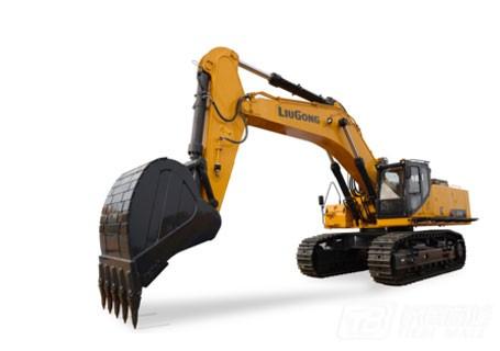柳工CLG970E挖掘机