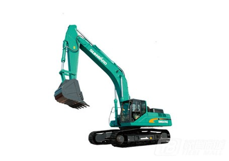 山河智能SWE470E挖掘机