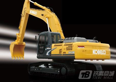 原装神钢SK350LC-8挖掘机