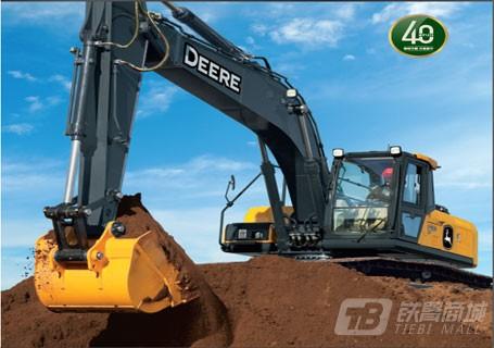 约翰迪尔E230LC履带挖掘机