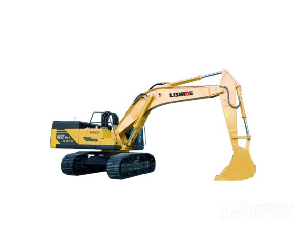 力士德SC3620履带挖掘机