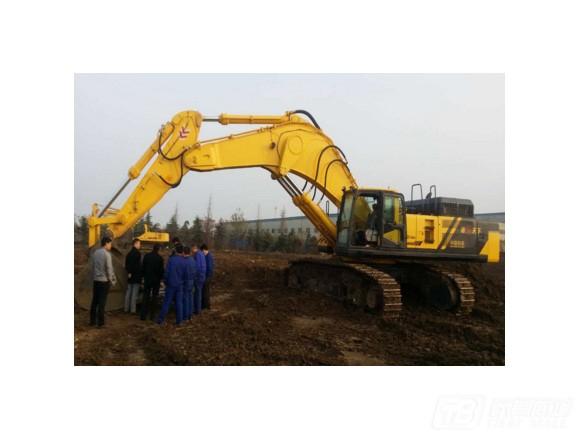 力士德SC7650履带挖掘机