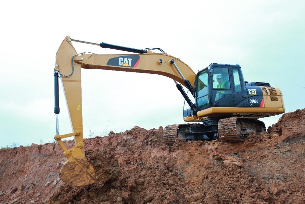 卡特彼勒320D2 GC挖掘机