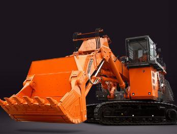 原装日立EX1900E-6LD挖掘机